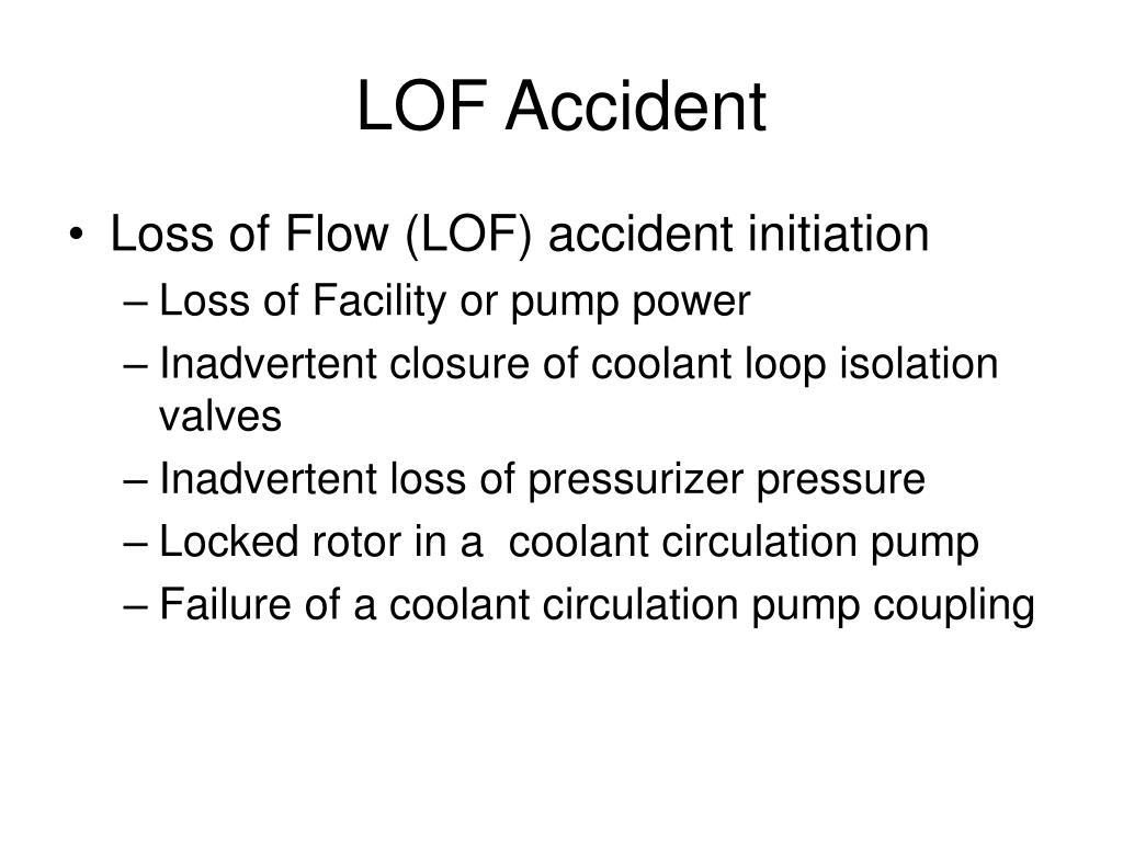 LOF Accident
