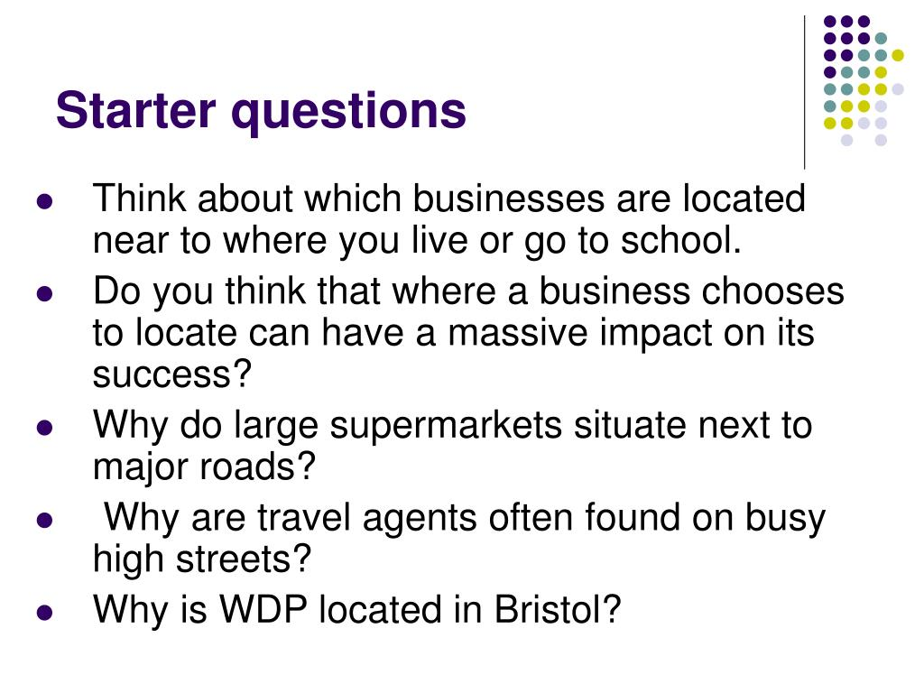 factors that may influence the location of business The selection criteria for considering the location for a warehouse to be constructed depends on some of the factors that affect and influence your online business strategy when making a decision about your warehouse location, consider these points for better productivity and efficiency.