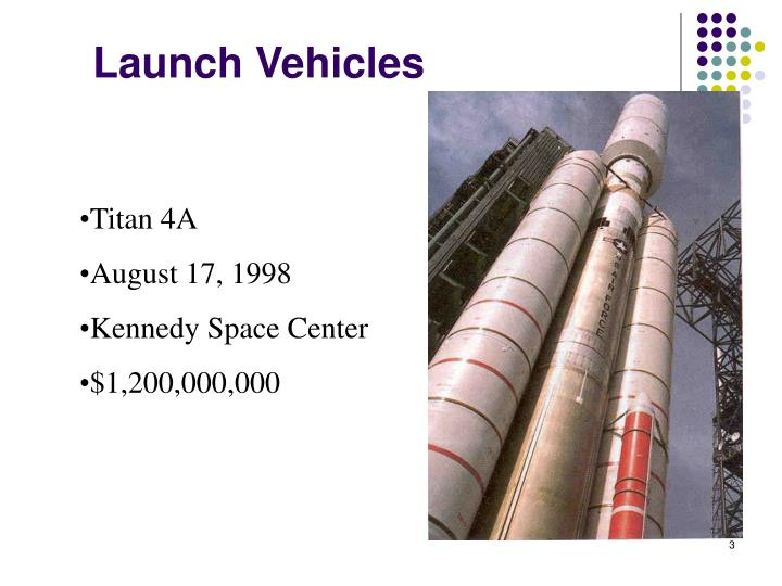Launch vehicles l.jpg