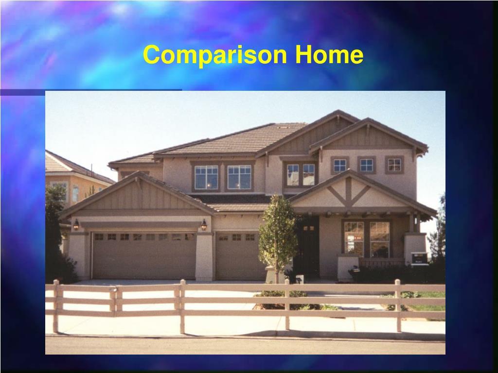 Comparison Home