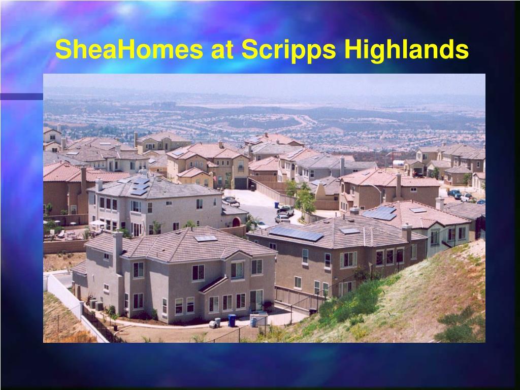 Photo of Shea Homes Development