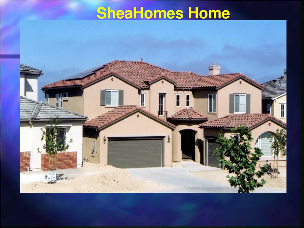 SheaHomes Home