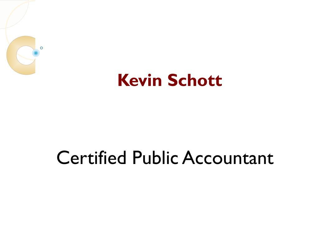 Kevin Schott