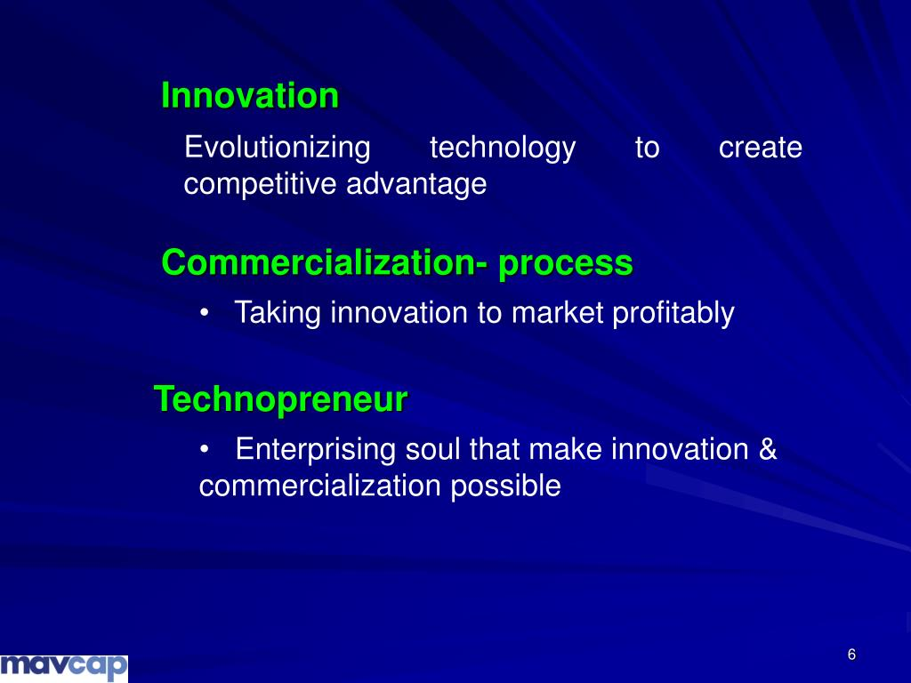Evolutionizing technology to create competitive advantage