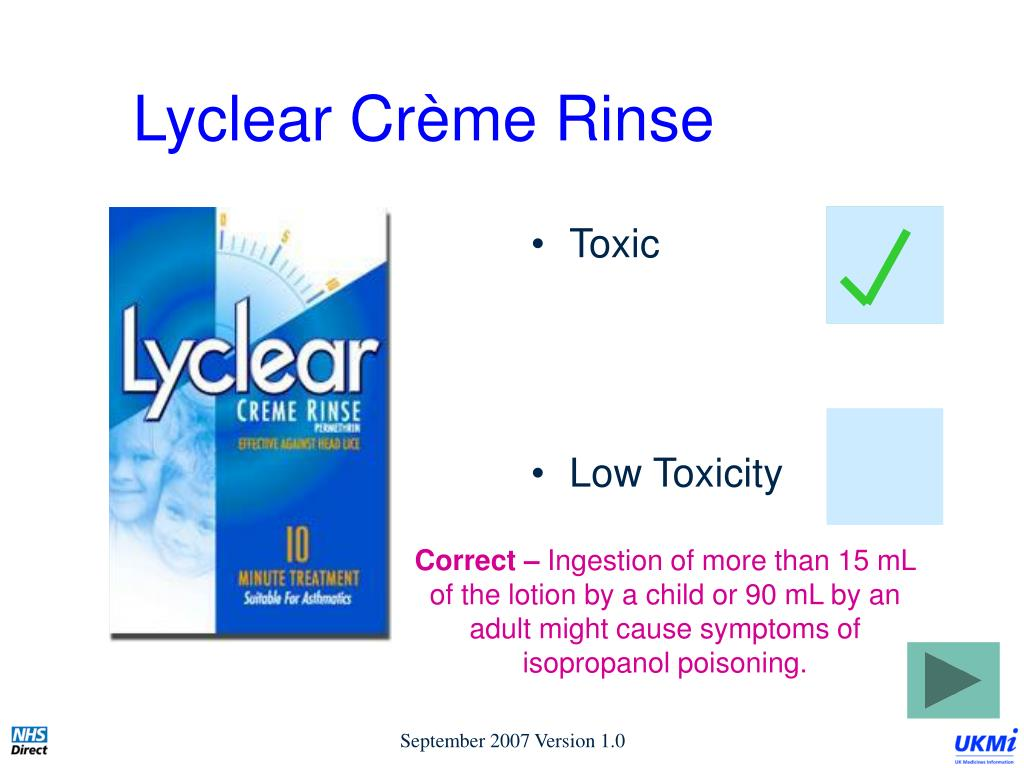 Lyclear Crème Rinse