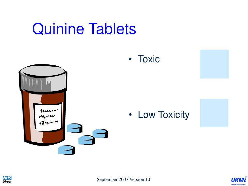 Quinine Tablets