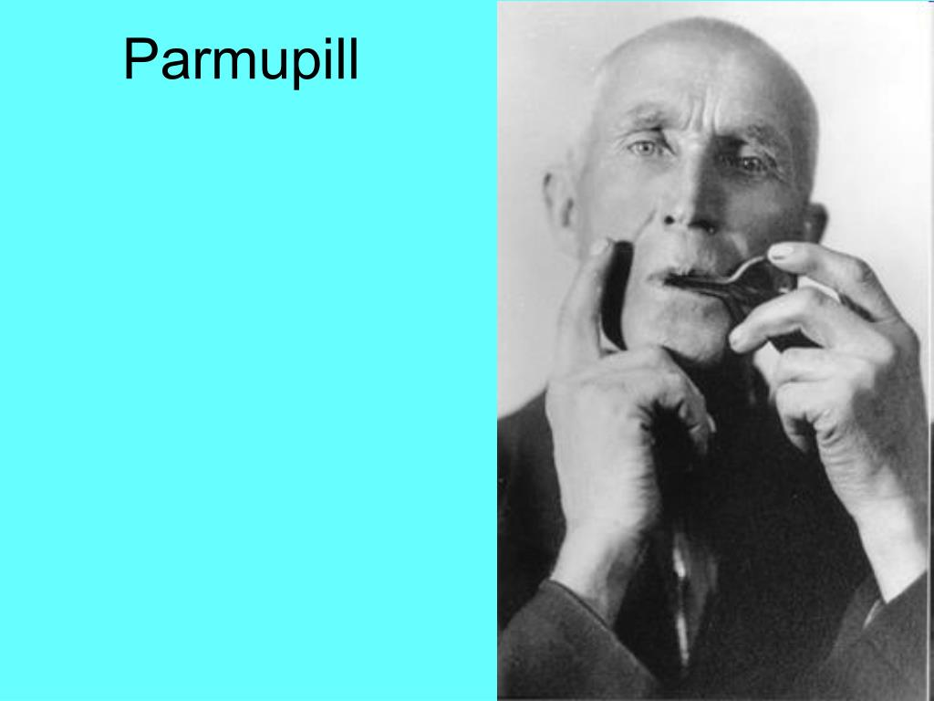 Parmupill