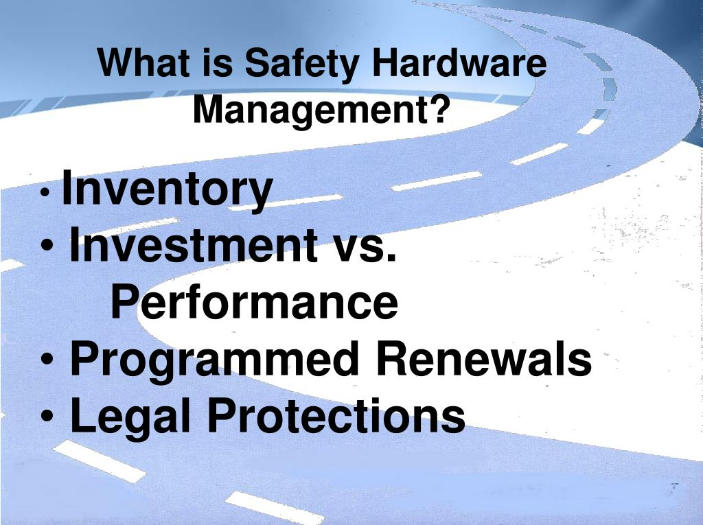 What is Safety Hardware