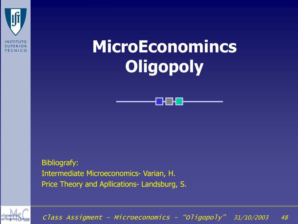 MicroEconomincs