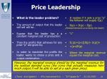 price leadership16