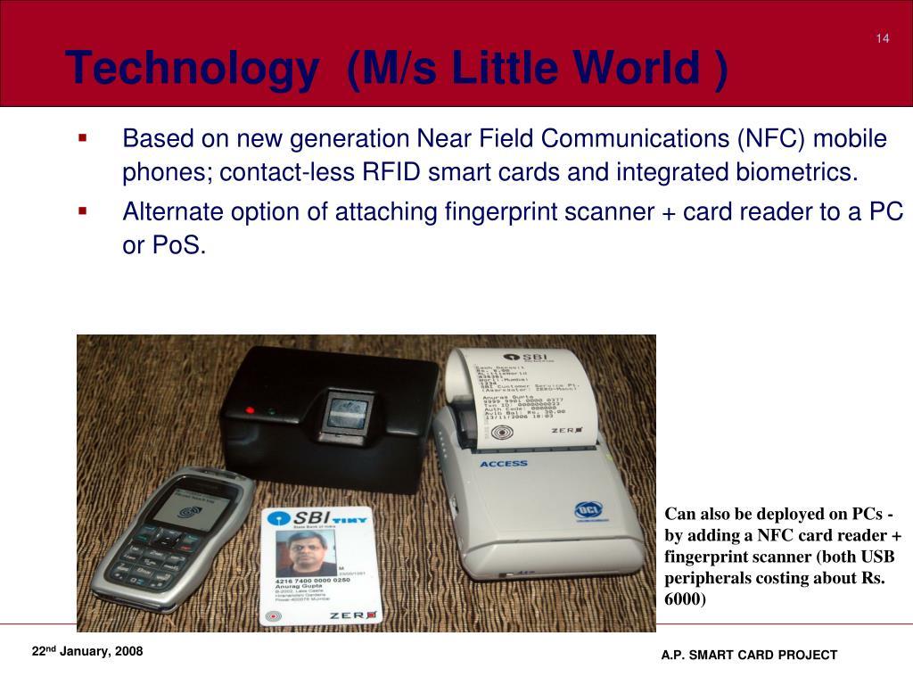 Technology  (M/s Little World )
