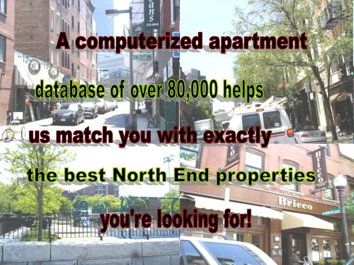 A computerized apartment