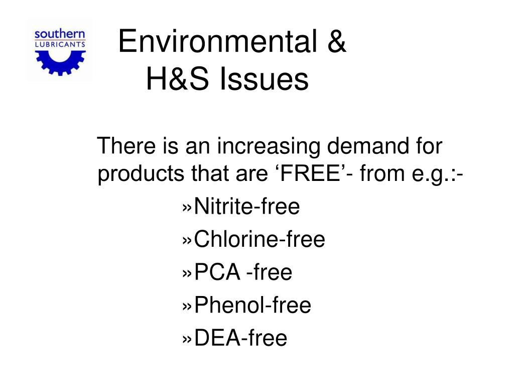 Environmental &
