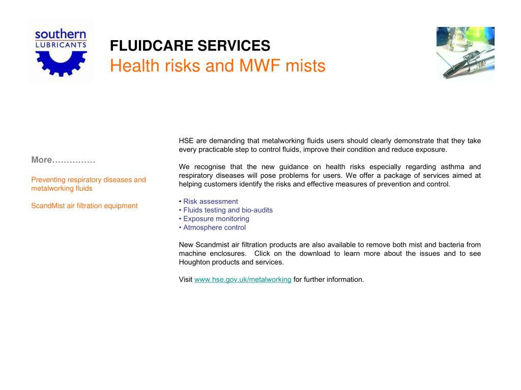 FLUIDCARE SERVICES