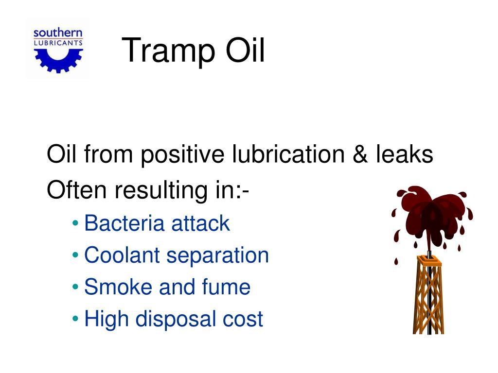 Tramp Oil