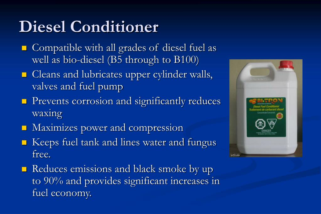 Diesel Conditioner