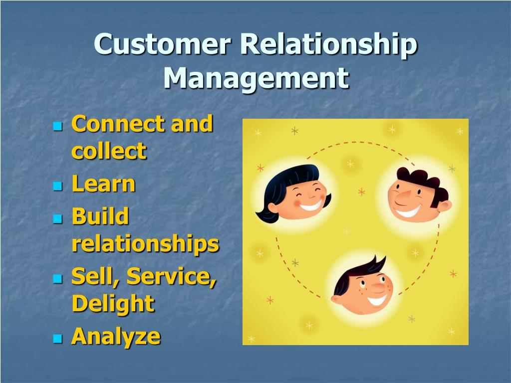 customer relationship management plan Instead of juggling spreadsheets and notes the customer relationship management system lets you keep accurate records of phone calls, emails, meetings, conversations and quotations you can share this information with colleagues, plan ahead effectively, and offer clients the right level of contact and support the crm.