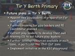 tir y berth primary16
