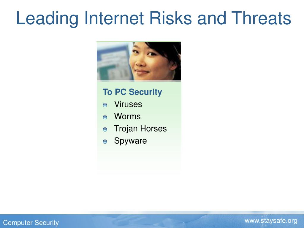 Leading Internet Risks and Threats
