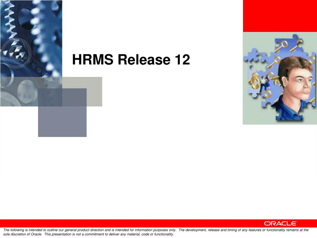 HRMS Release 12