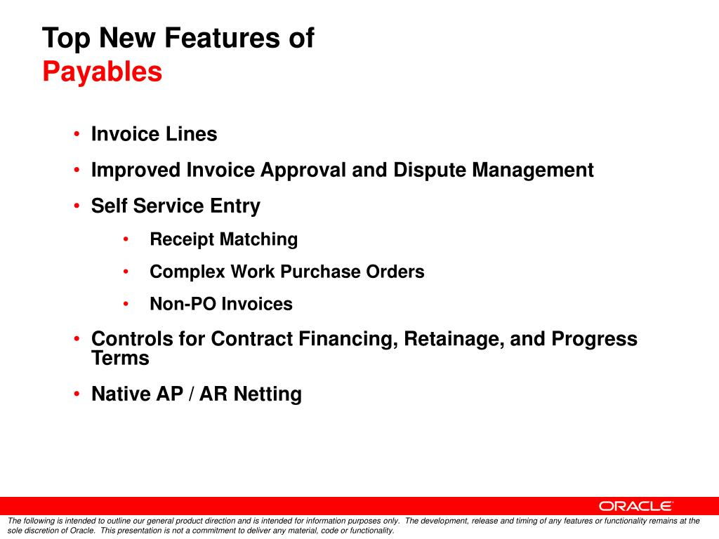 Top New Features of