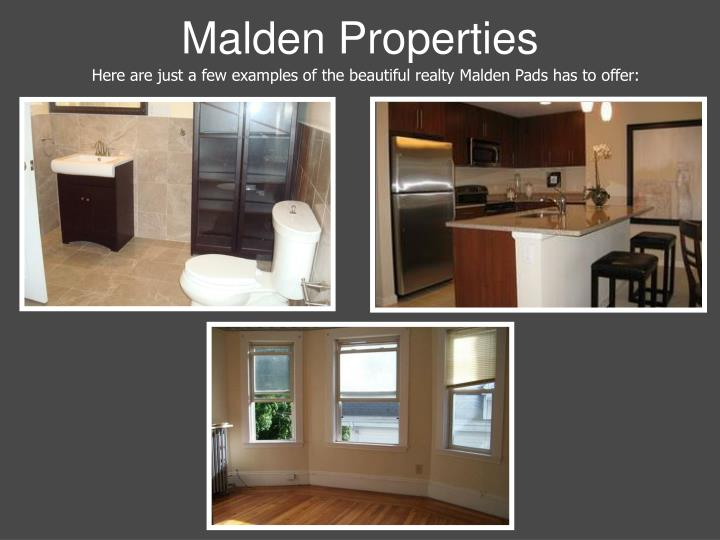 Malden Properties