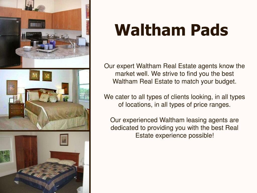 Waltham Pads