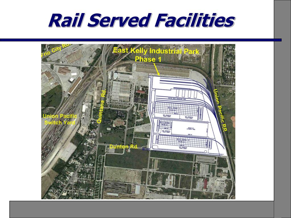 Rail Served Facilities