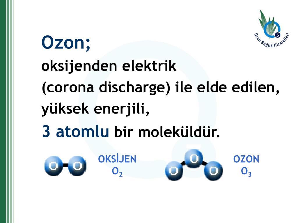 Ozon;