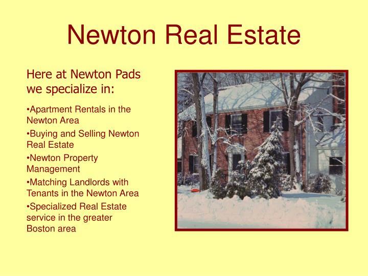 Newton Real Estate