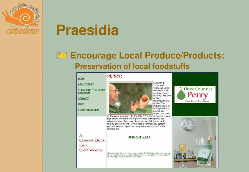 Praesidia