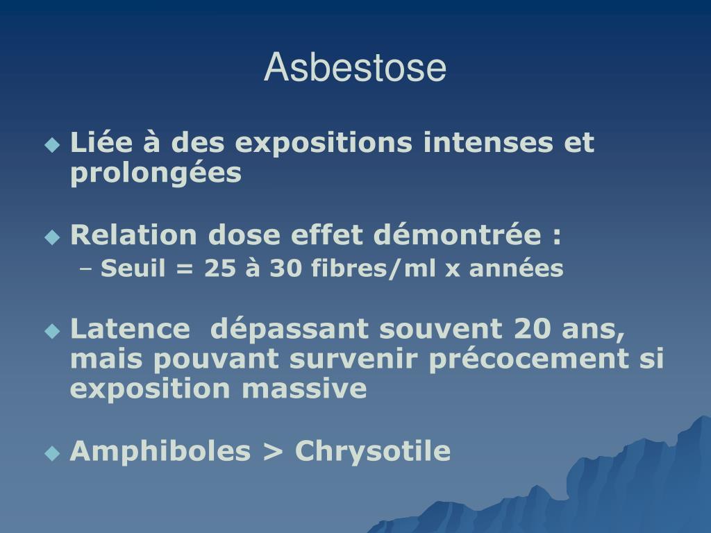 Asbestose