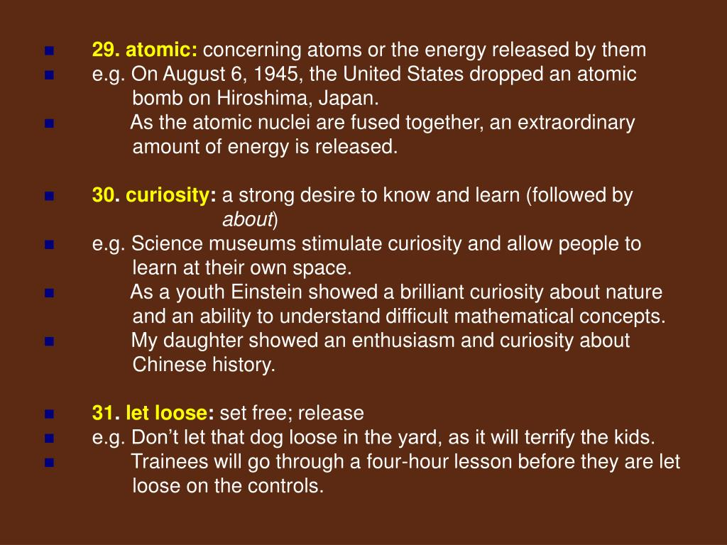 29. atomic: