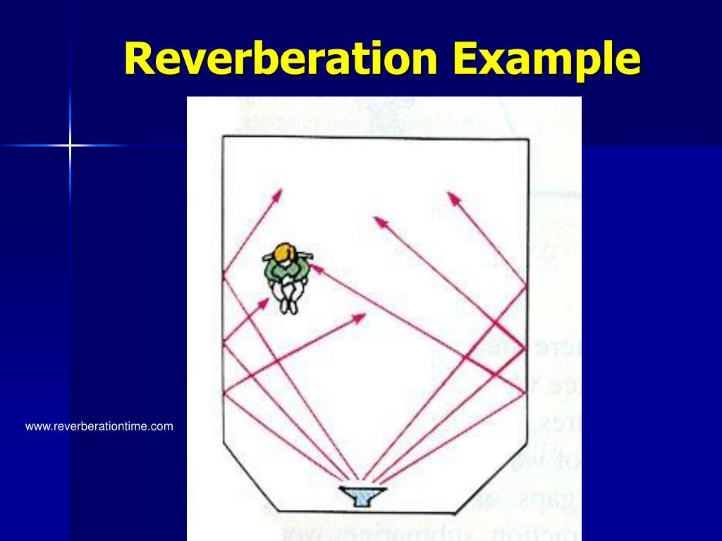 Reverberation Example
