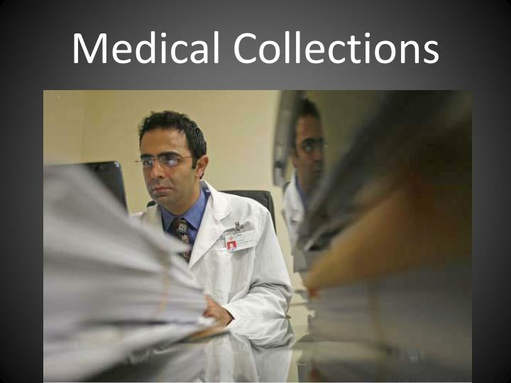 Medical Collections
