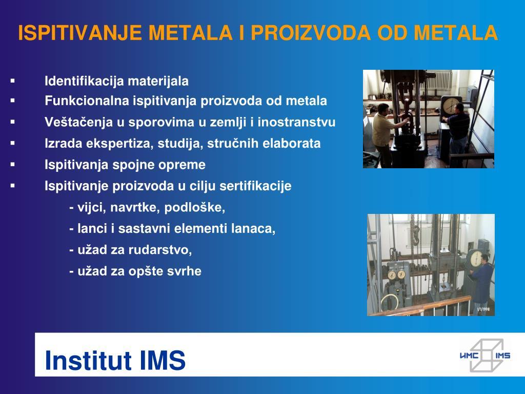 Identifikacija materijala