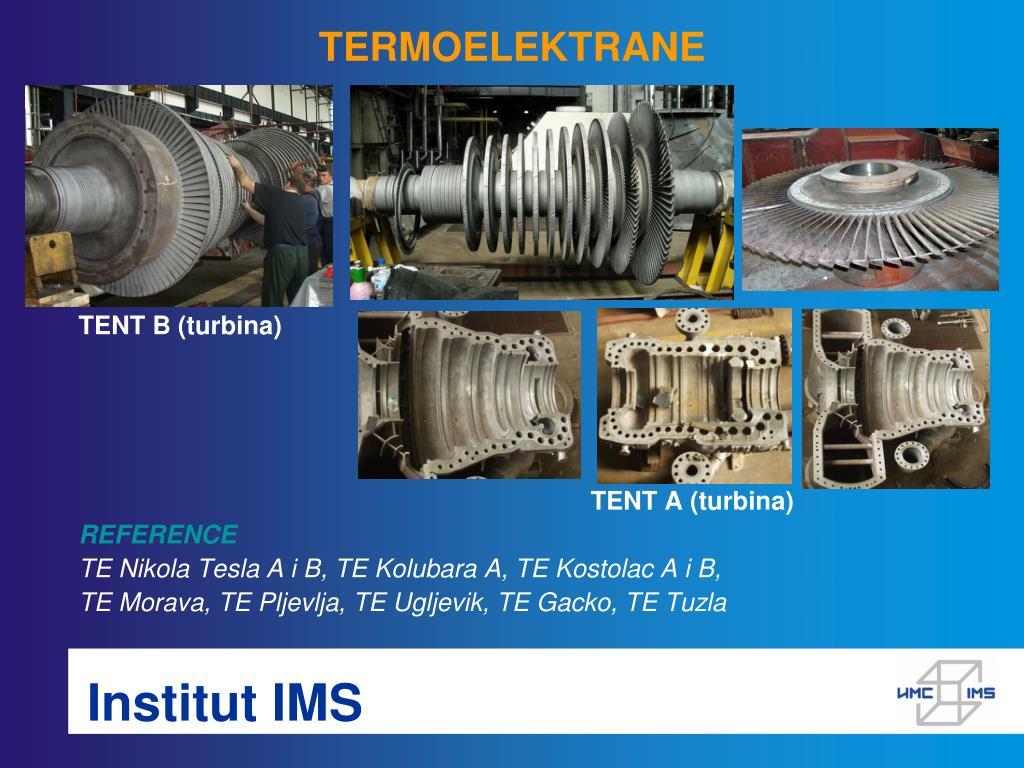 TENT A (turbina)