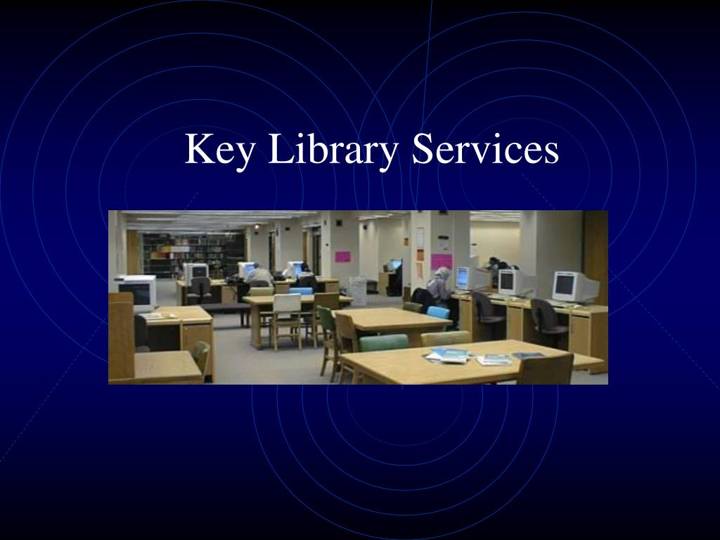 Key Library Services