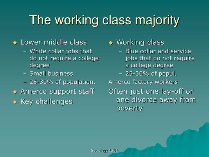 The working class majority l.jpg