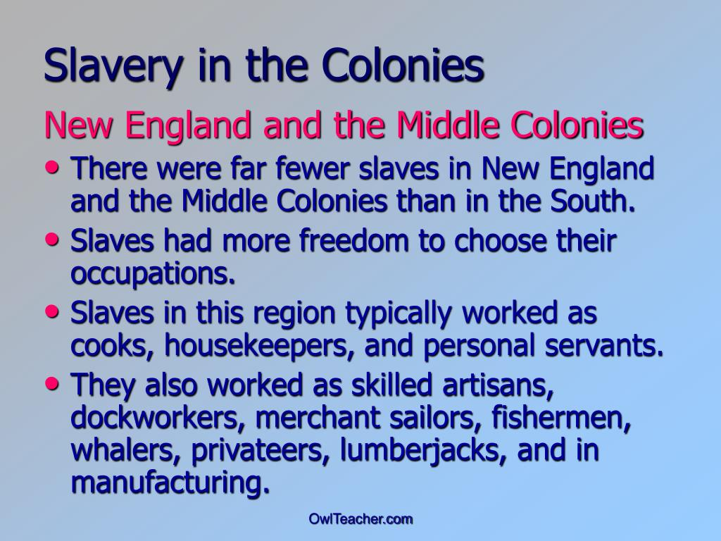 PPT - The 13 British Colonies (1689–1754) PowerPoint ...