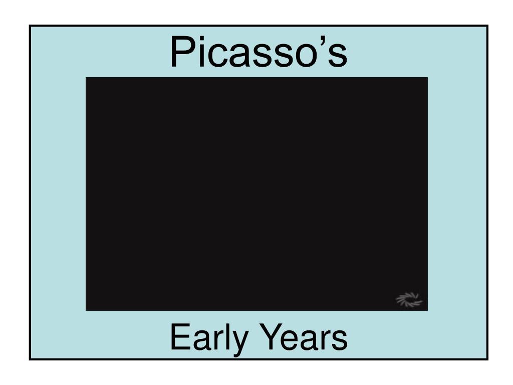 Picasso's