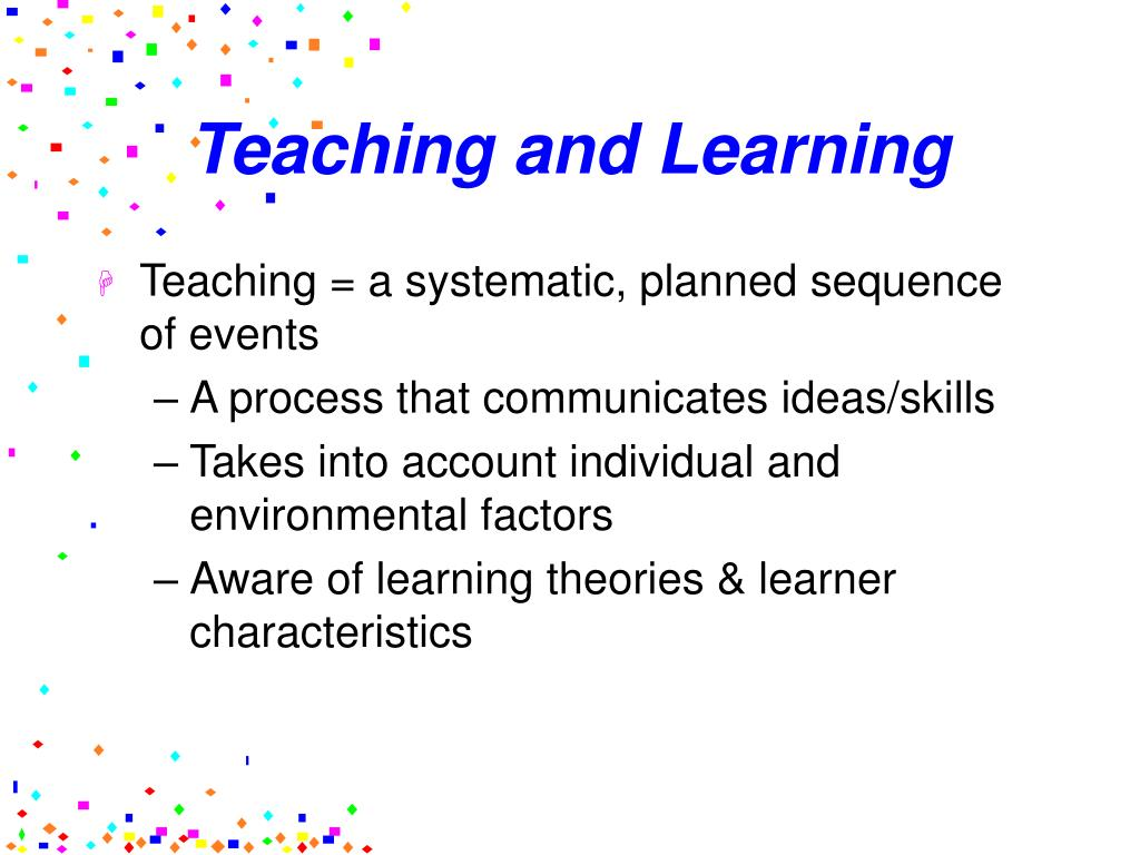 learning styles theories in teaching Why consider the different learning styles of students what do we know about learning what do we know about teaching styles how can.