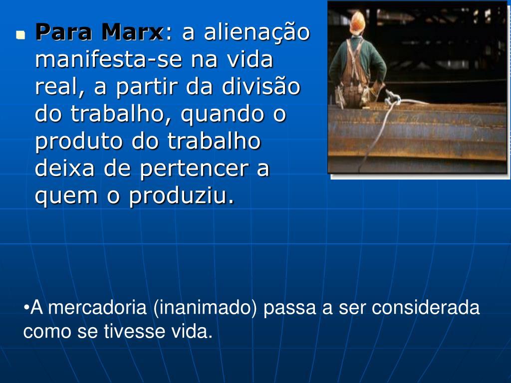 Para Marx