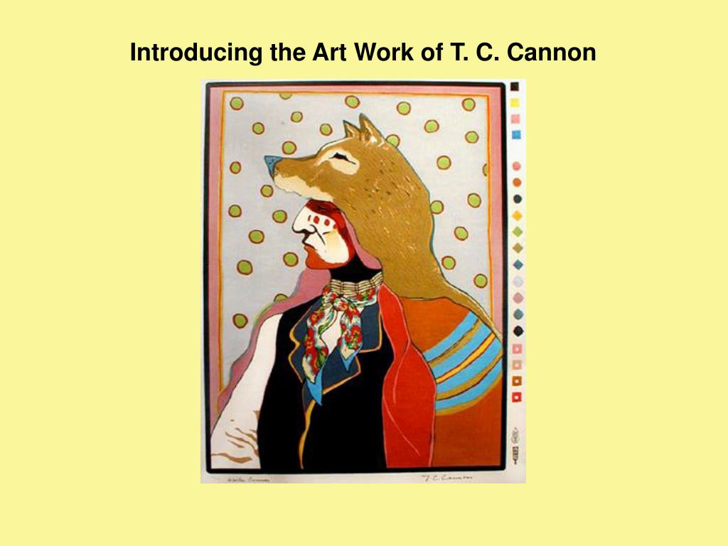 Introducing the Art Work of T. C. Cannon