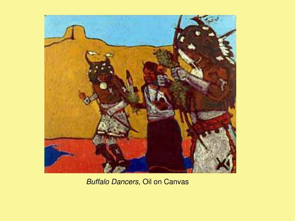 Buffalo Dancers,
