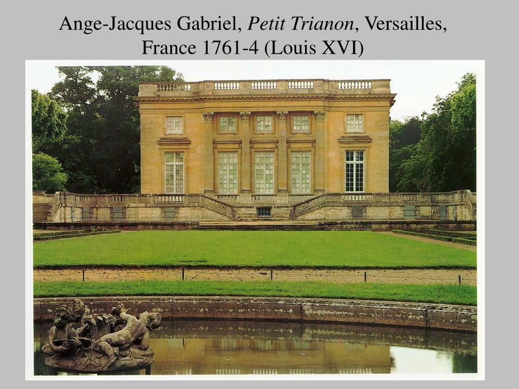 Ange-Jacques Gabriel,