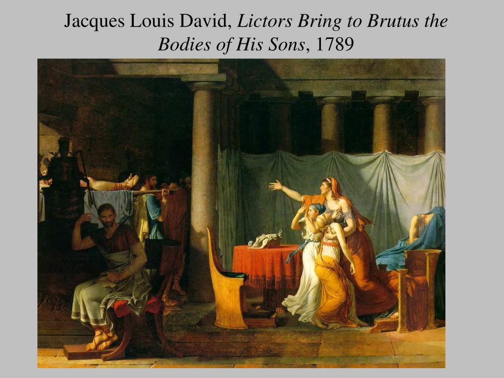 Jacques Louis David,