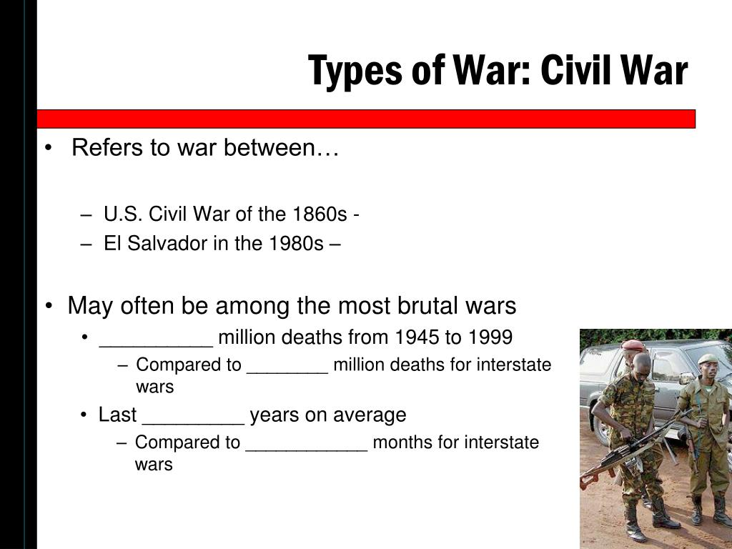 Causes of War: Theory and Method