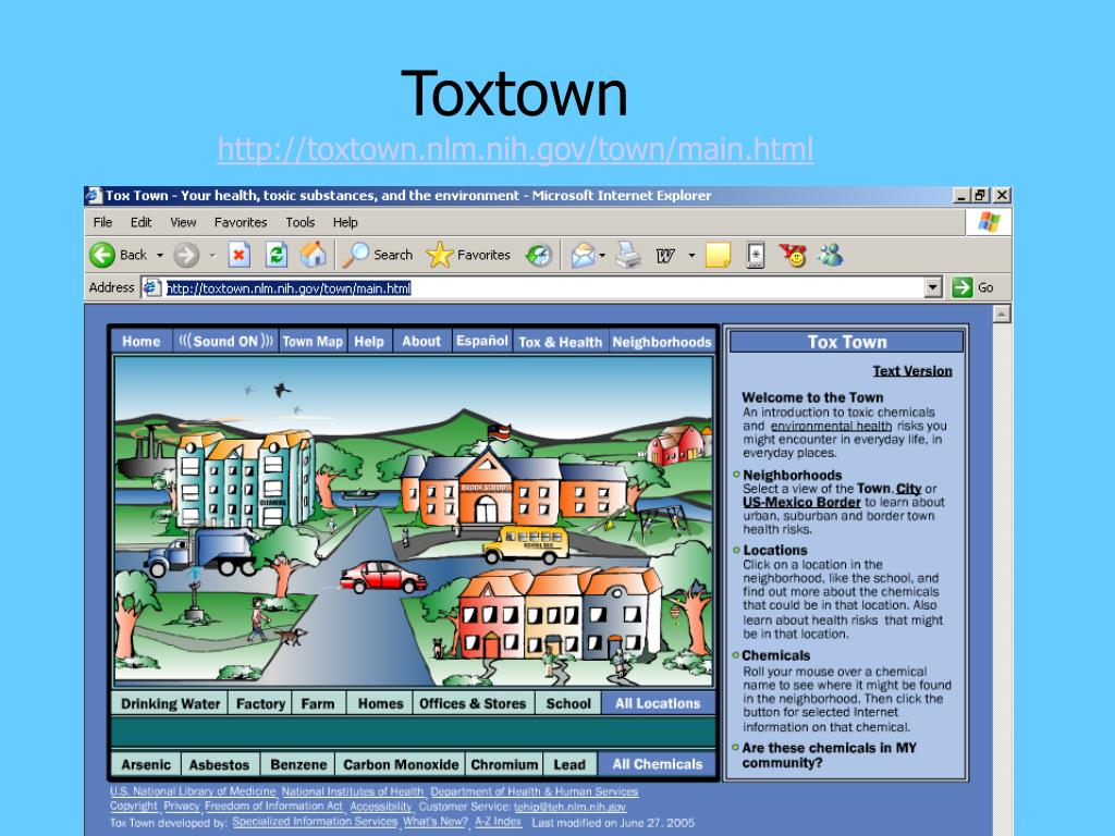 Toxtown