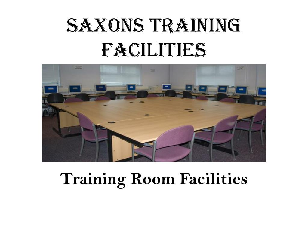 Saxons Training Facilities